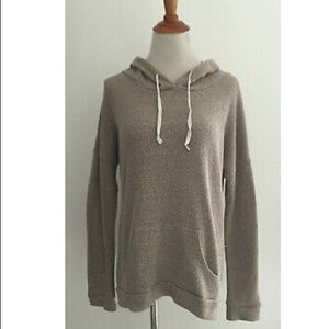 Miss Chievous Hooded Knit Top L